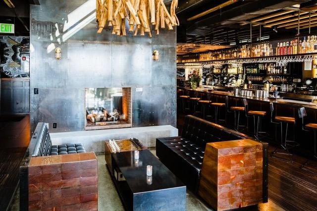 Fireside Lounge (200, 300 & 400)