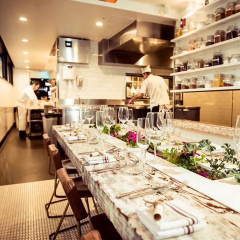 Hidden Chef's Table