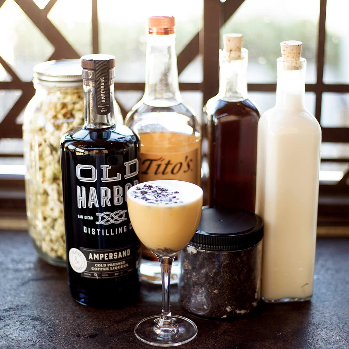Créme de la Créme Cocktail Kit