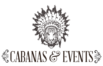 Cabanas & Events