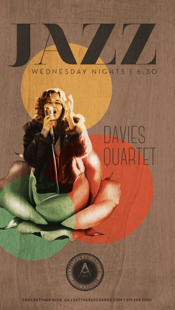 Jazz Wednesday flyer